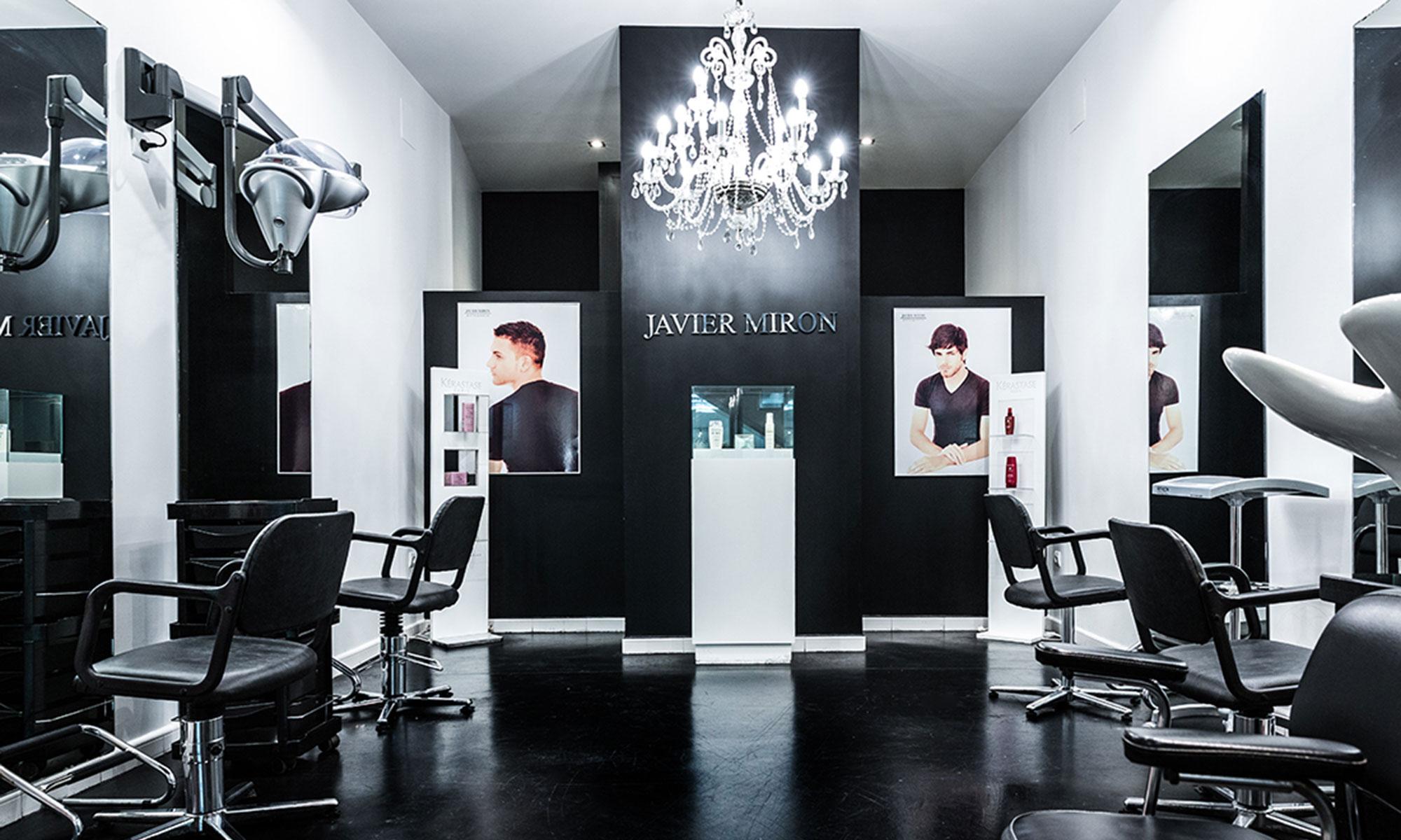 Javier mir n peluquero alta peluquer a en ciudad real - Salones de peluqueria decoracion fotos ...