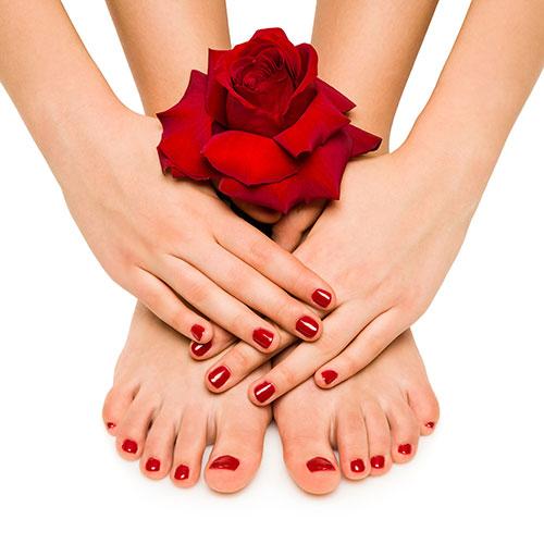 Free Manicure Beauty Hands Makeover: Javier Mirón Peluquero. Alta Peluquería En Ciudad Real